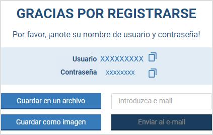 1XBet registro en un click