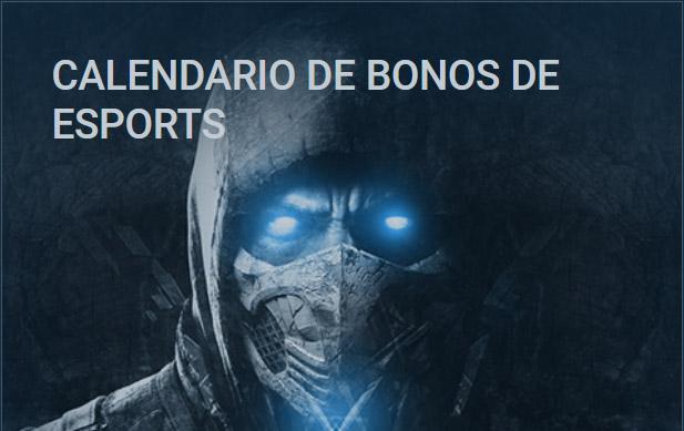 Promoción eSports 1XBet